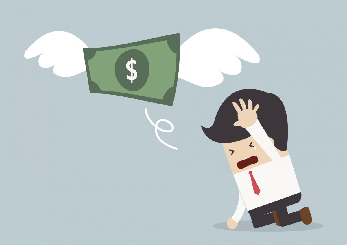 """Wie """"das Gesetz der Verschwendung"""" Dir die Gehaltserhöhung mopst"""